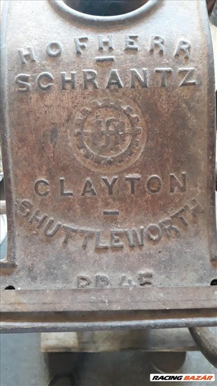 Hofherr-Schrantz-Clayton-Shuttleworth kukorica morzsoló 6. kép