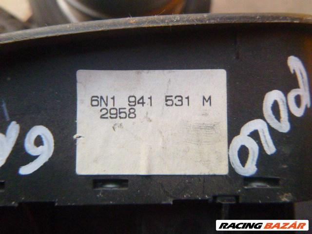 Volkswagen Polo III 6N világítás kapcsoló  6n1931531m 4. kép