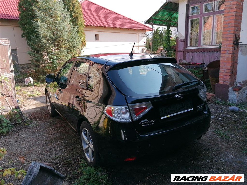Eladó Subaru Impreza 2.0D (1998 cm³, 150 PS)motor nélküli  2. kép