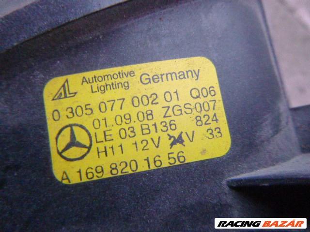 Mercedes W164,,  W204 ELSŐ ködlámpa A 169 820 16 56 a1698201656 4. kép