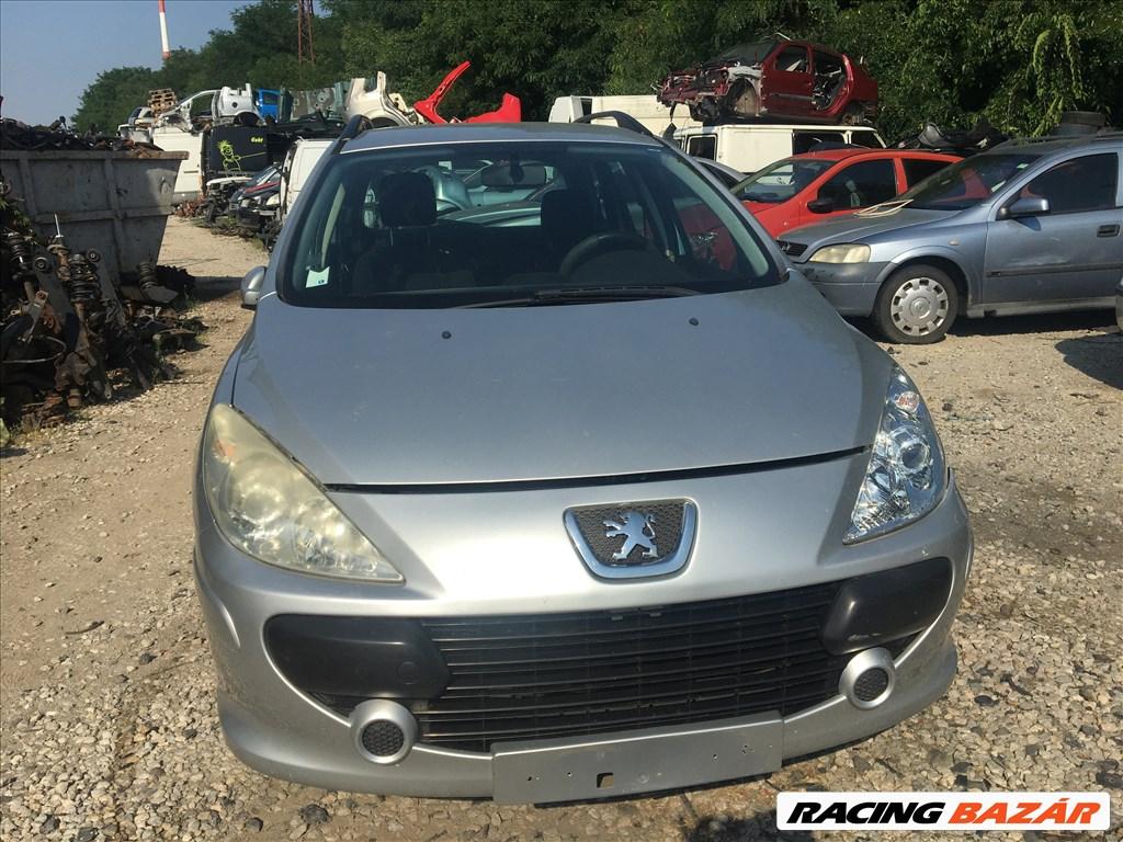 Peugeot 307 1,6 diesel autó bontásra egyben eladó 2. kép