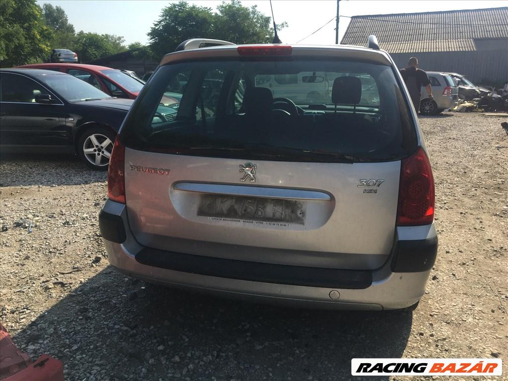 Peugeot 307 1,6 diesel autó bontásra egyben eladó 4. kép