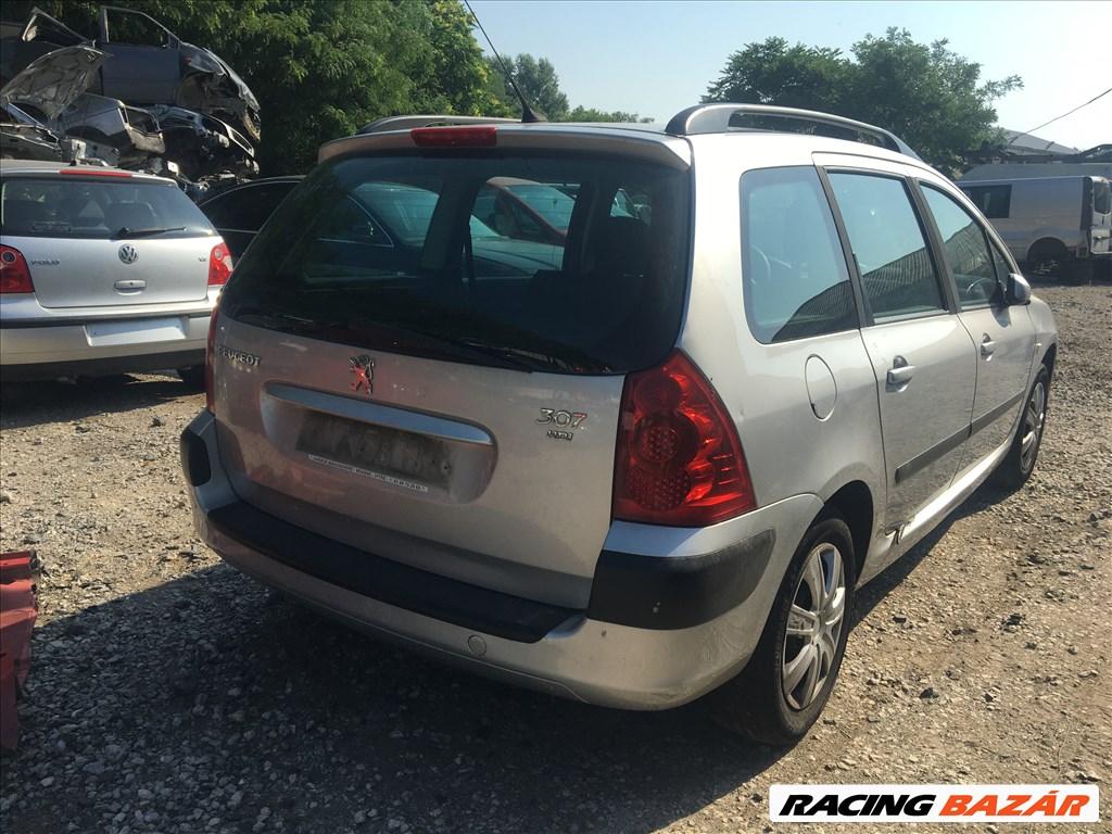 Peugeot 307 1,6 diesel autó bontásra egyben eladó 5. kép
