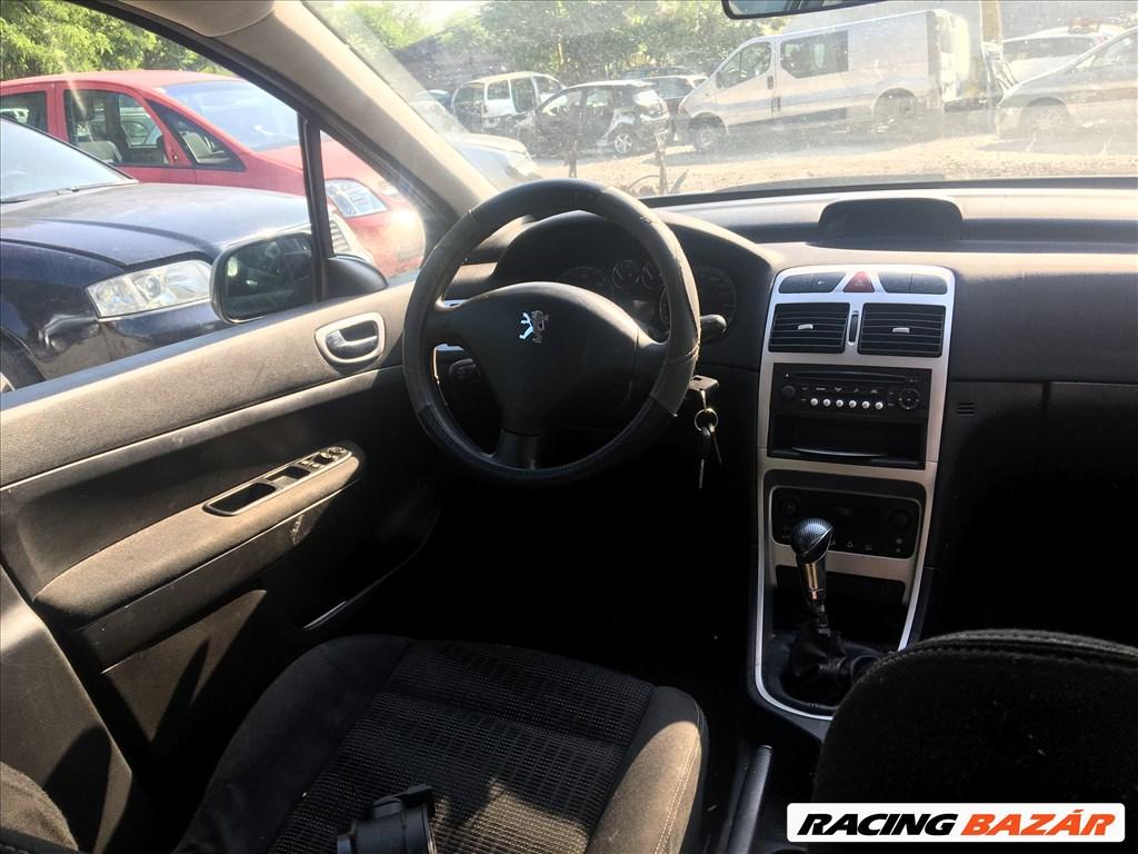 Peugeot 307 1,6 diesel autó bontásra egyben eladó 6. kép